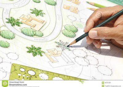 dessin-architecte